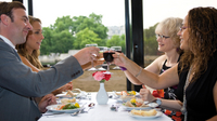 The London Showboat Dinner Cruise on the Thames River*