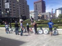 Mexico City Bike Tour: Coyoacan and Frida Kahlo Museum