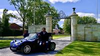 Pauillac Medoc Full Day Self-Guided Cabriolet Tour with Wine Tasting from Bordeaux