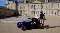 Saint-Emilion Full Day Self-Guided Cabriolet Tour with Wine Tasting from Bordeaux