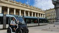 Self-Guided Bordeaux City Sightseeing Tour In An Electric Vehicle