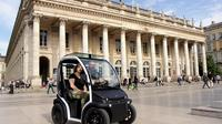 Self-Guided Bordeaux UNESCO Sightseeing Tour in an Electric Vehicle