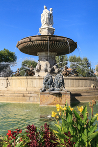 Explore Aix-en-Provence on your private shore excursion from Marseille