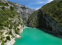 Small-Group Aix-en-Provence, Verdon Gorge and Moustiers Ste-Marie Day Trip from Avignon*
