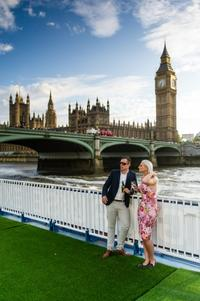 London Thames River Lunch Cruise