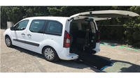 Disability & Mobility Private Transfer FROM CANNES to Nice Airport Private Car Transfers