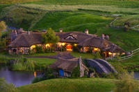 Early Access to The Lord of the Ring Hobbiton Movie Set from Auckland