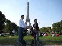 Tour de París en Segway