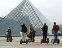 Paris City Segway Tour