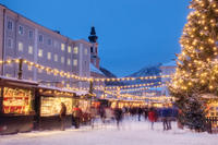 4-Night Christmas Package in Salzburg Including Mirabell Palace Concert and Horse-Drawn Sleigh Ride