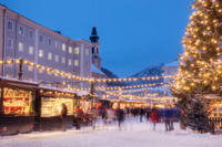 4-Night Christmas Package in Salzburg Including Mozarteum Concert and Horse-Drawn Sleigh Ride
