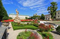 Mirabell Palace and Garden in Salzburg*