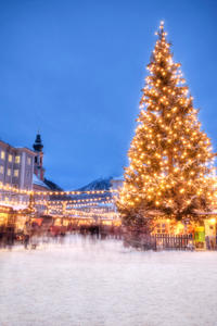 Private Tour: Salzburg Christmas Markets