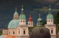 Salzburg's UNESCO World's Heritage Old Town Walking Tour*