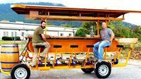 Chattanooga Brew Choo Pedal Pub