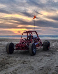 Pismo Beach Dune Buggy Experience