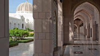 Small Group Half Day Tour: Classic Muscat Sultan Qaboos Grand Mosque