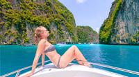 Phi Phi Island by Speedboat from Phuket