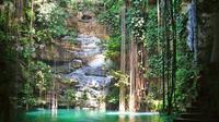 Cuzama Adventure Tour With Underground Cenotes From Merida