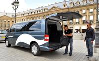 Paris Shuttle Arrival Transfer: Charles de Gaulle Airport (CDG)