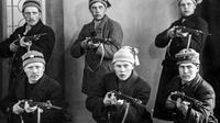Helsinki Walking Tour: The Finnish Civil War 1918