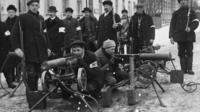 Private Helsinki Walking Tour: The Finnish Civil War 1918