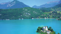Marvel at the stunning Lake Annecy*