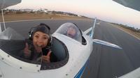 Biplane Coastal Tour
