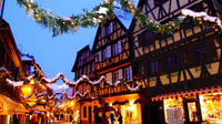 Alsace Christmas Markets Tour with Local Winery Visit from Strasbourg