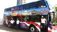 San Jose Walking and Bus City Tour