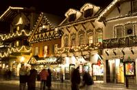 Leavenworth Christmas Tour from Seattle with Optional Sleigh Ride