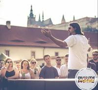 Prague Riverside Party
