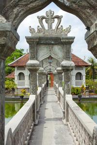 Royal Karangasem Heritage Tour: Puri Agung Karangasem, Sebetan Village and Tirta Gangga Water Palace