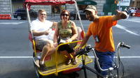Central Park Pedicab Tours for up to 3 People