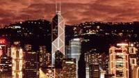 Hong Kong Harbor Night Cruise and Dinner at Victoria Peak