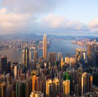 Hong Kong Harbour Pre-Dinner Night Cruise