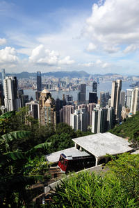 Hong Kong Super Saver: Hong Kong Island Tour plus Sheung Wan District Walking Tour