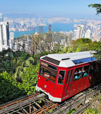Private Tour: Hong Kong Island