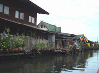 Bangkok Canals Cruise including Grand Palace and Wat Arun
