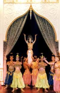 Simon Cabaret Show in Phuket