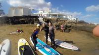 Lanzarote Stand up Paddleboard Basic Course
