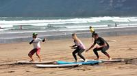 Lanzarote Surfing Session