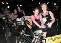 Trishaw Ride Through China Town*
