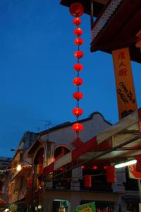 Singapore's Chinatown Trishaw Night Tour