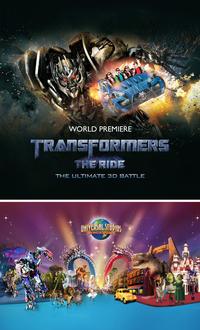 Universal Studios Singapore 1-Day Pass with Optional Transfer