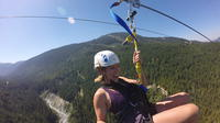 Whistler Sasquatch Zipline