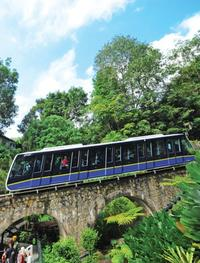 Penang Hill and Kek Lok Si Buddhist Temple Afternoon Tour