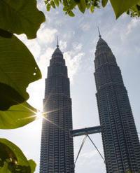 Private Arrival Transfer: Kuala Lumpur Railway Station to Kuala Lumpur Hotel