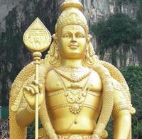 Private Tour: Batu Caves Tour from Kuala Lumpur