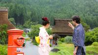 Experience a Historical Summertime Kyoto Village in Yukata
